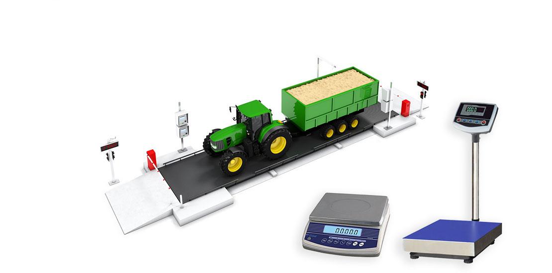 Weighbridges,-weighing-scales-&-auto-weighing-machines